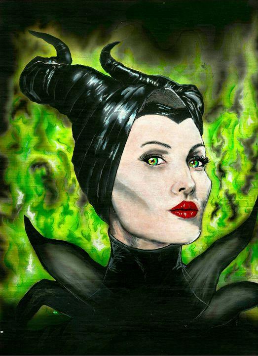 Maleficent - EACNwood