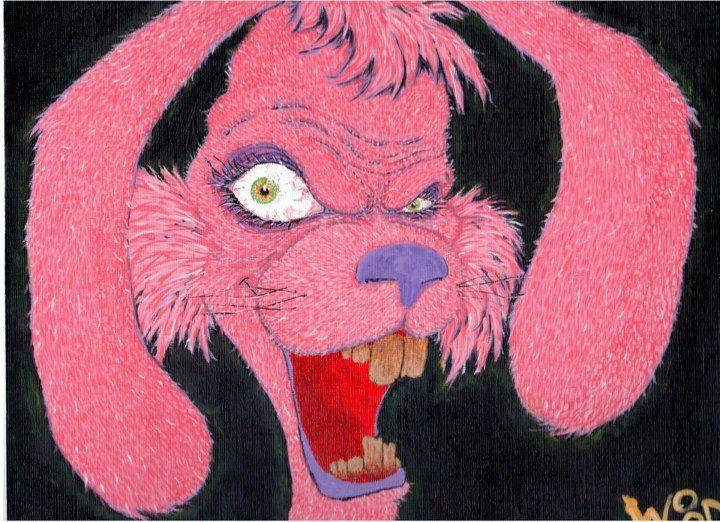 Fuzzy Nightmare - EACNwood