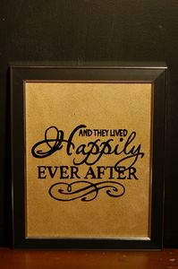 GLASS_Happily Ever After