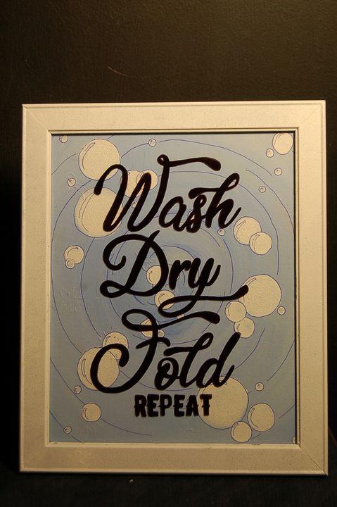 GLASS_Laundry - AcrylicToad