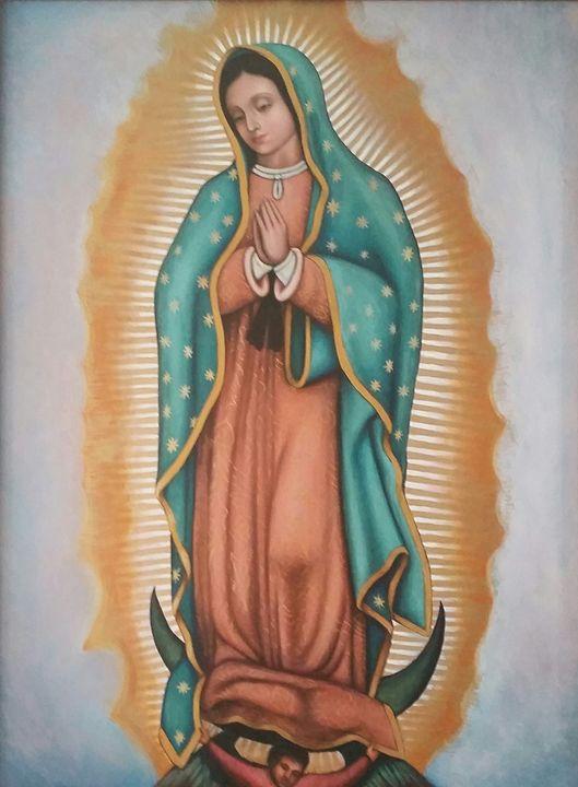 Guadalupe - Violeta Rivera