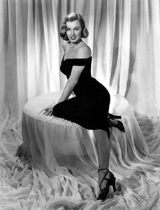 Marilyn Monroe THE ASPHALT JUNGLE