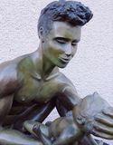 Original sculpture family