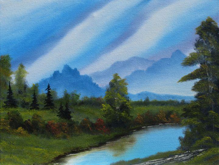 Quiet stream - Forrest Girrard
