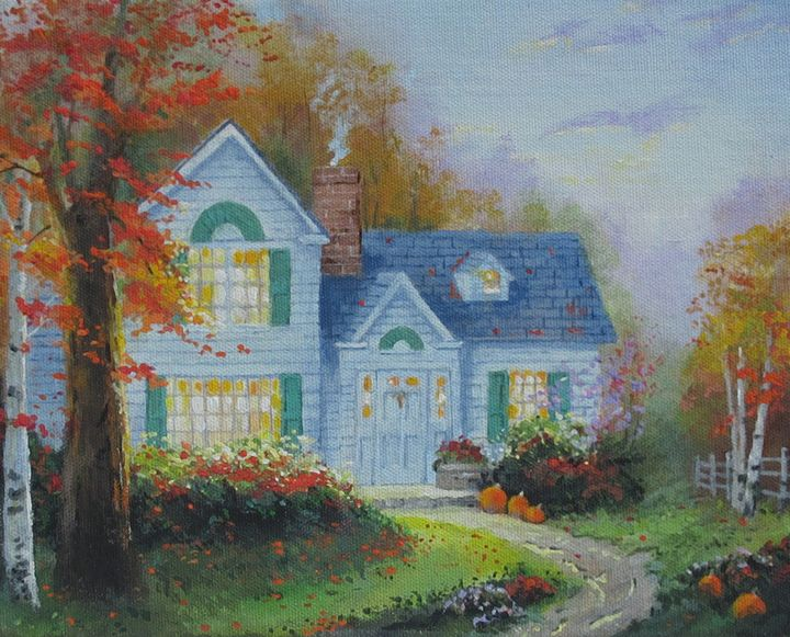 Autumn House - Forrest Girrard