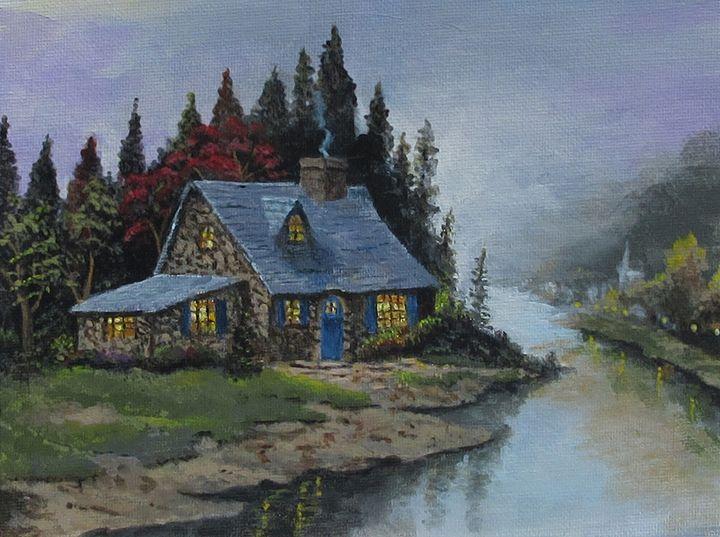 Lakefront Cottage - Forrest Girrard