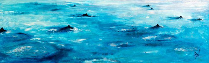Dolphin Dance - Philip Lodwick Wilkinson