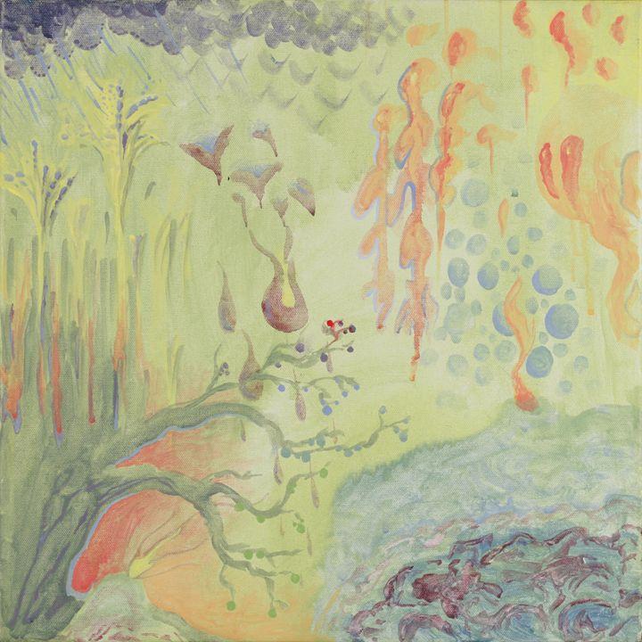 Soft Swamp Spirits - Whirled World Paint Co