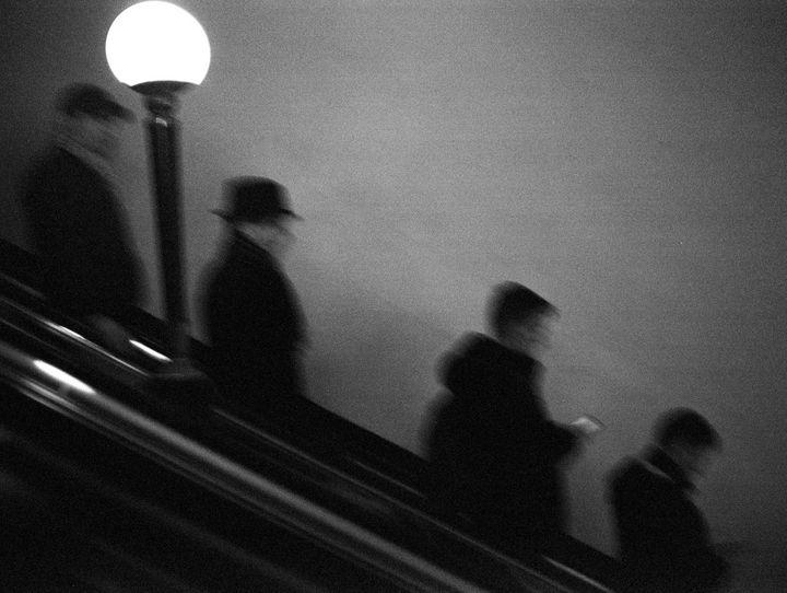 Going down - Ivan Yaroslavtsev