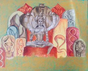 Vasuki (Shiva's Snake)