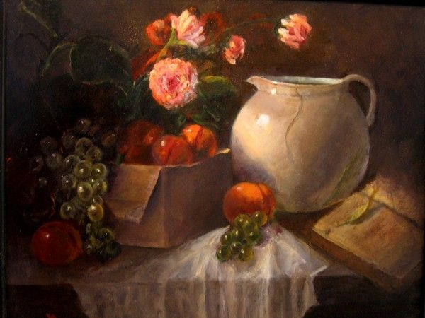 """The Milk Pitcher"" - Cheryl Ann Hardy Fine Art"