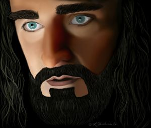 "Thorin Oakenshield ""I Will Not Part"""