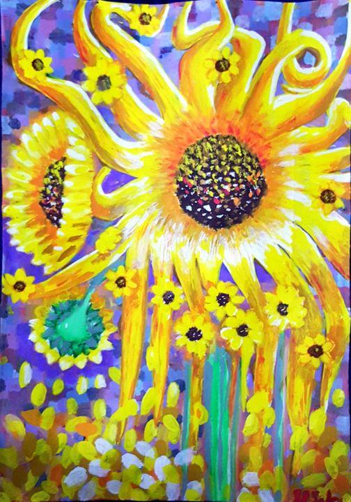 The Magical Sunflower - Mohamed Salem