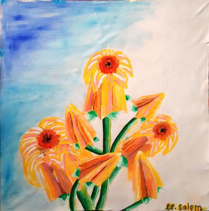 Flowers - Mohamed Salem