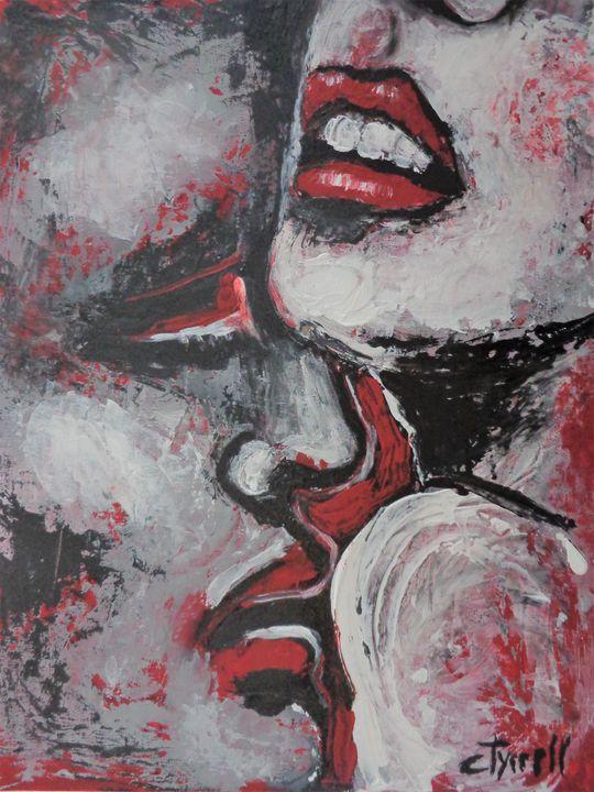 Lovers - Pleasure 3 - Carmen Tyrrell