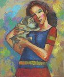 50x60 sm acrylic on canvas