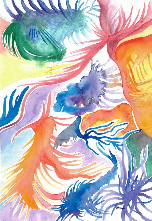 Color of Life - Splish Splash Art