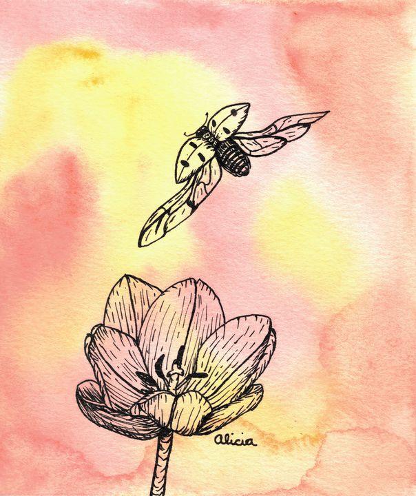 Fly Away - Splish Splash Art