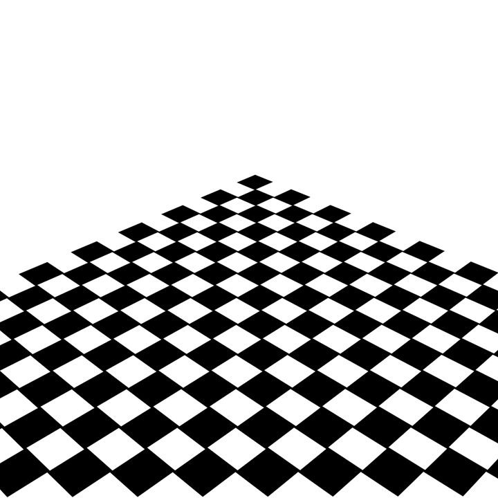Perspective tiles - Jouska
