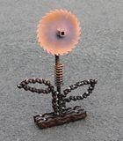 Scrap art Flower Garden Ideas