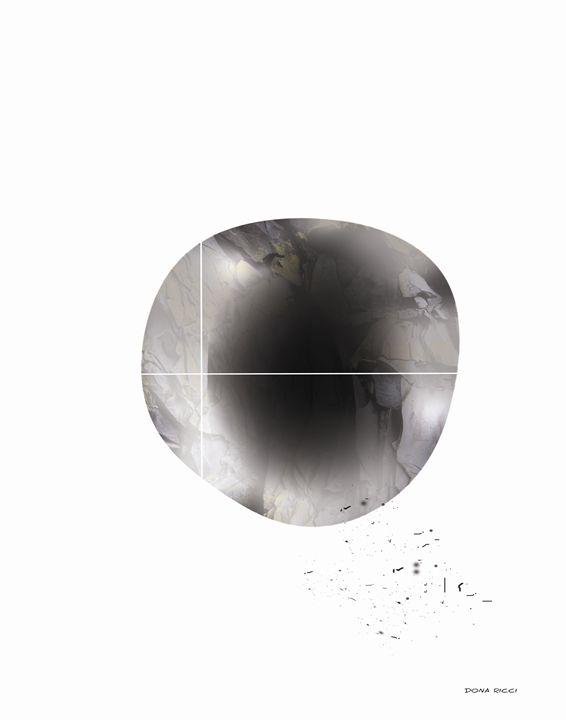 Grey Iris - 2014 - Dona Ricci