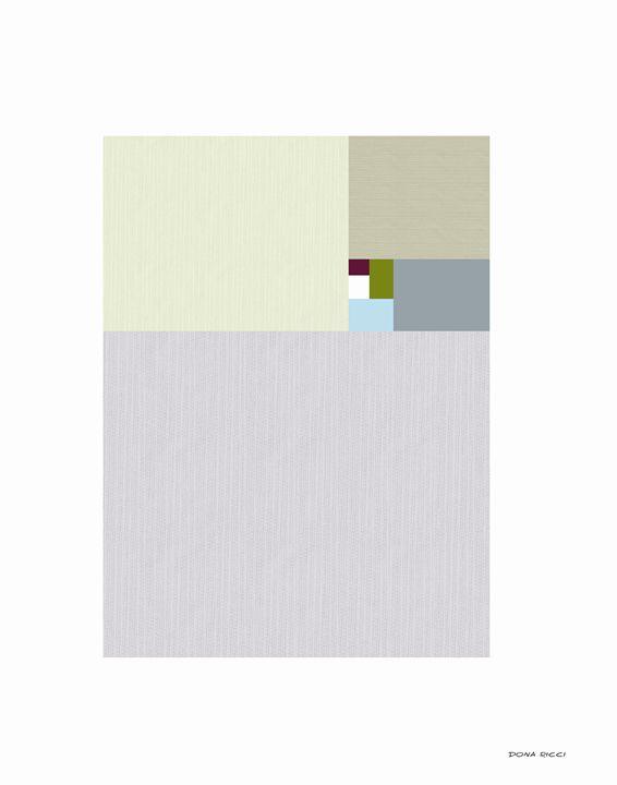 Squares - 2014 - Dona Ricci