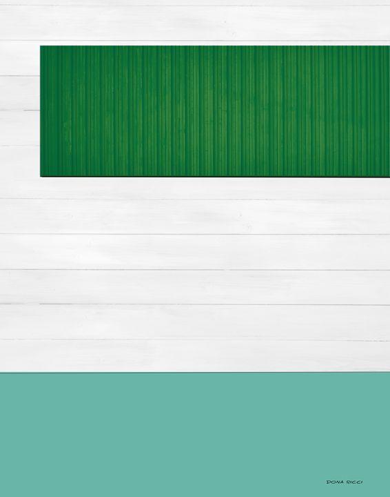 Green Textures - 2014 - Dona Ricci