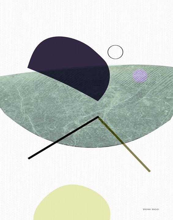 Geometry Radiance II - 2014 - Dona Ricci