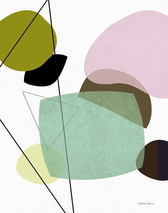 Geometry Radiance - 2014 - Dona Ricci