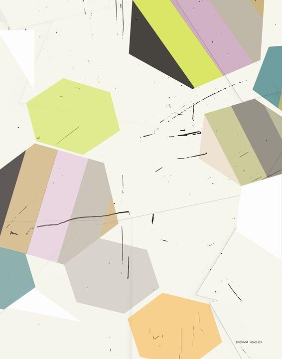 Colour Blast I - 2014 - Dona Ricci