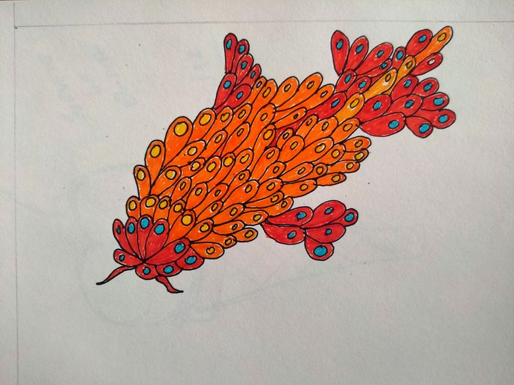 Goldfish - Ichimura