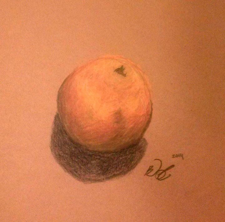 Orange - Bernard Avenatti