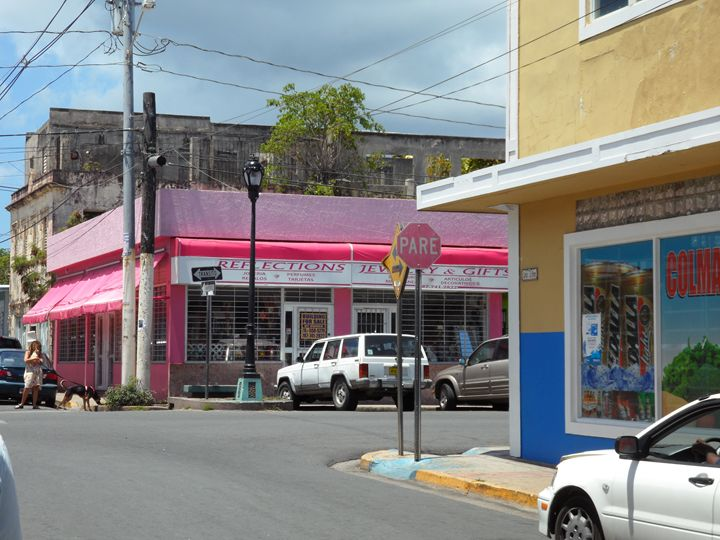 Puerto Rican Town - Shannon Collins
