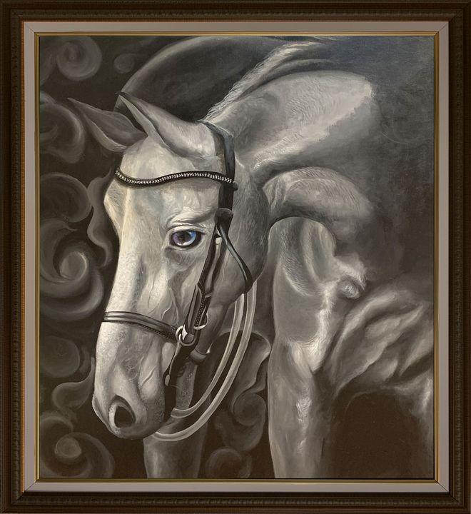 Dark Horse - DIOSO ARTIST