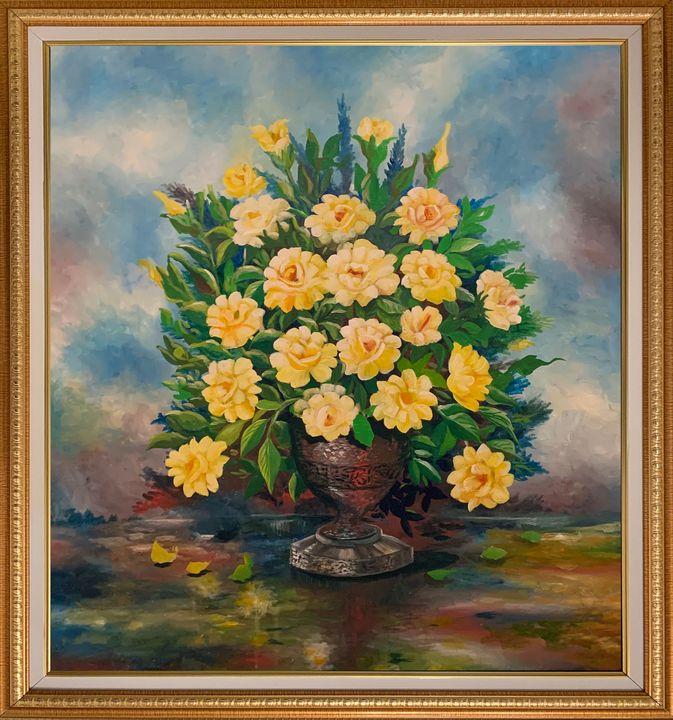 Morning bloom - DIOSO ARTIST