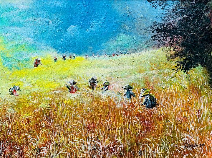 Harvest - DIOSO ARTIST