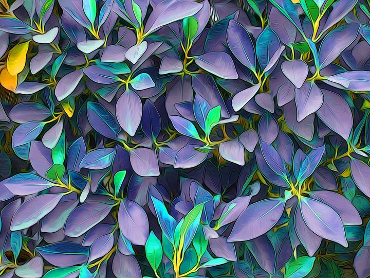Lovely Leaves - Looly Elzayat