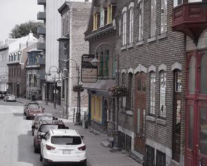 Street view Quebec City