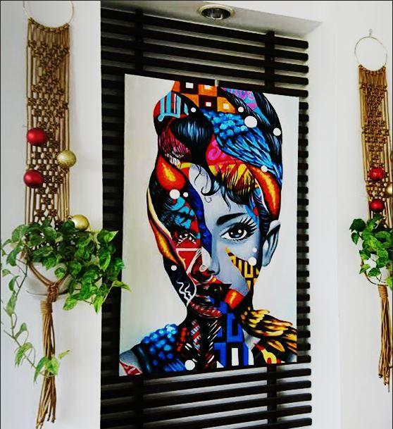 Breakfast with Tiffany - Artisan Artworks Malaysia