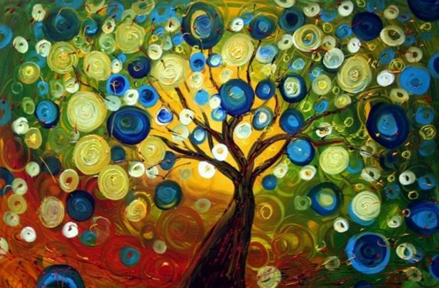 Pixies of the Tree - Artisan Artworks Malaysia