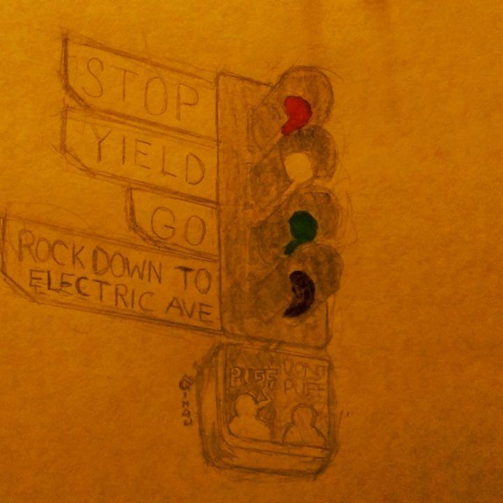 Electric Ave. - Stuntman Buddha