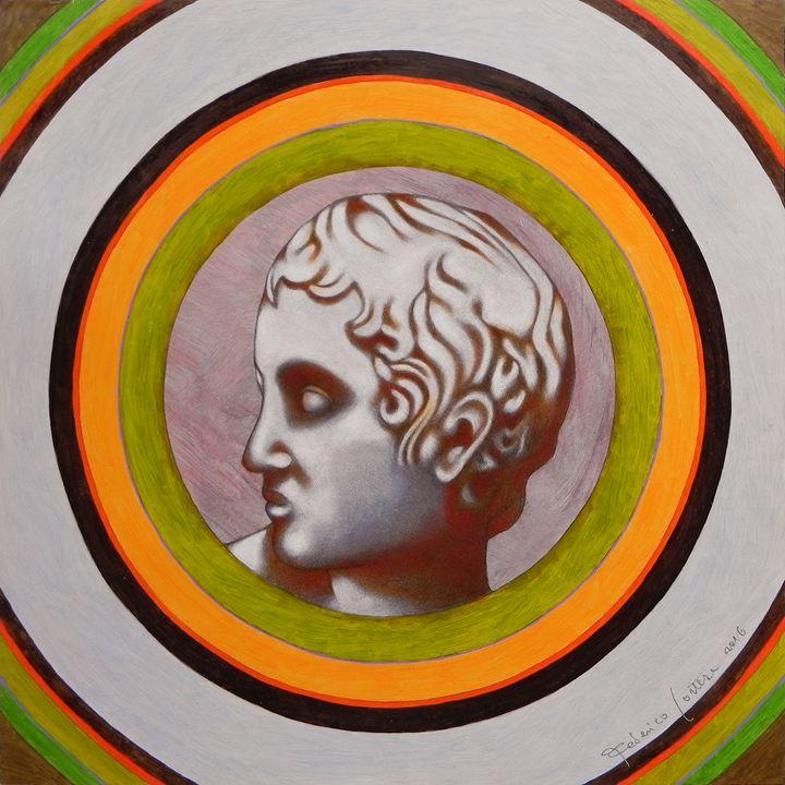 Eros ai Musei Capitolini - federico cortese