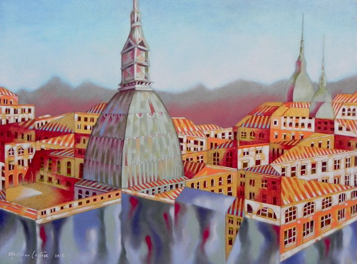 Memory of Turin - federico cortese
