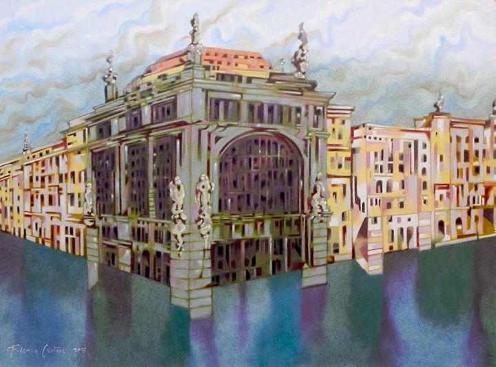 Memory of Saint Petersburg - federico cortese