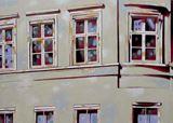Original painting, oil on wood