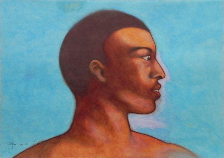 Khalid in Michelangelo mood - federico cortese