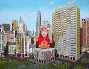 Civic Center in New York with Matrio