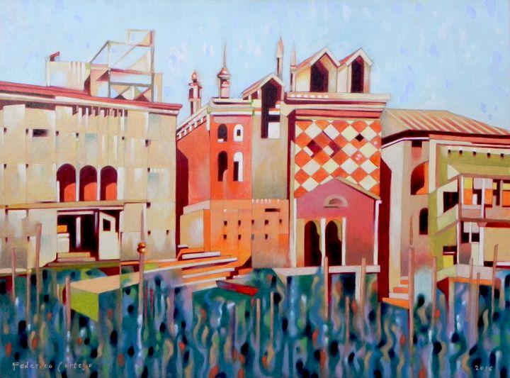 Memory of Venice - federico cortese