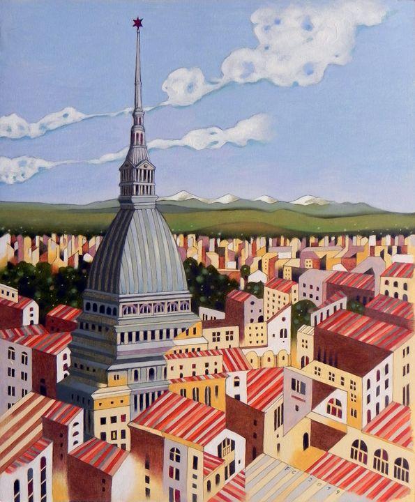 Memory of Turin, Mole Antonelliana - federico cortese