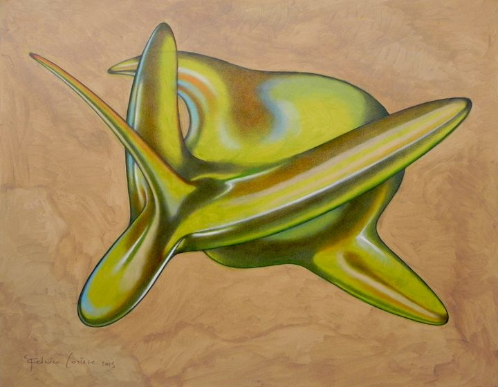 green aerofish - federico cortese